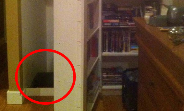 Two Boys Were Playing In Their House When They Made a TERRIFYING Discovery. Seriously, OMG.