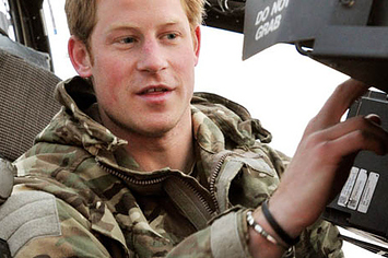 Prince Harry Vs. The Taliban