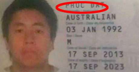 Man posts picture of his passport on Facebook for the most hilarious reason. I'm dying!