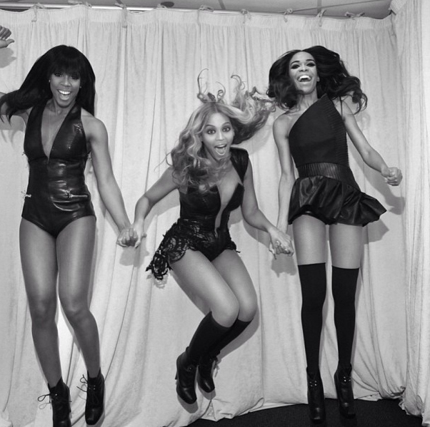 A Sort-Of-But-Not-Really Destiny's Child Reunion: Kelly Rowland, Featuring Beyoncé And Michelle