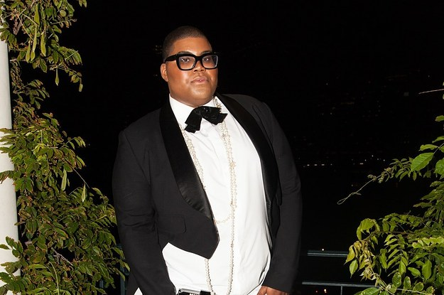 EJ Johnson At The Launch Of EJJohnsonStyle.com