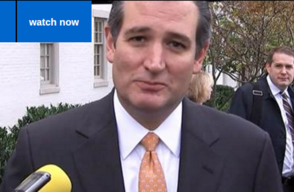 Ted Cruz to @POTUS: 'Come back and insult me to my face' [video]