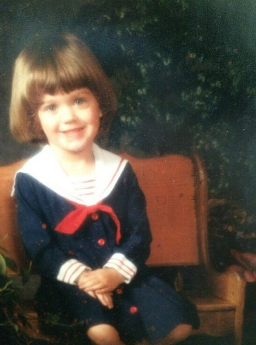 Katy Perry Was The Cutest Little Girl, Ever