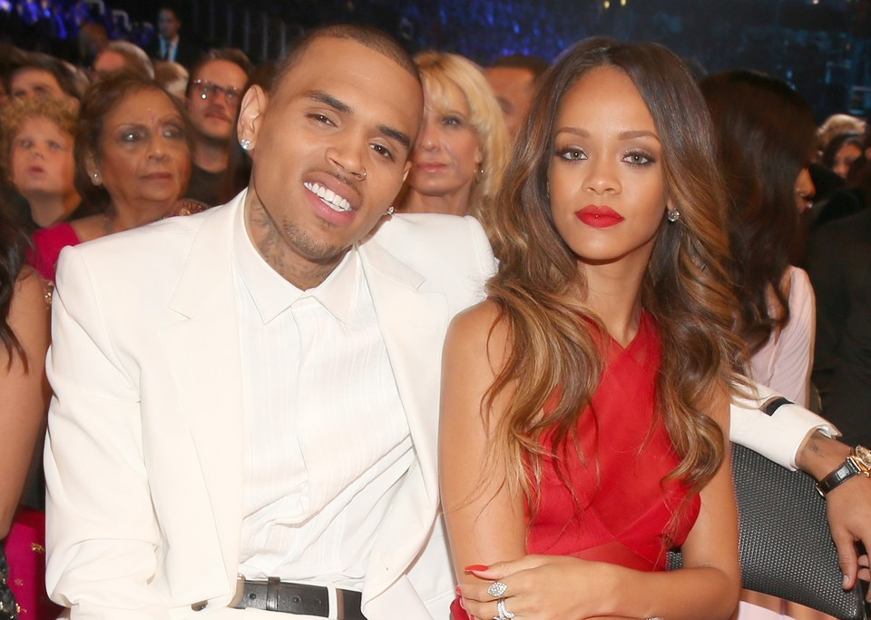 "Chris Brown Says He ""Can't Be Focused On Wife-ing"" Rihanna"