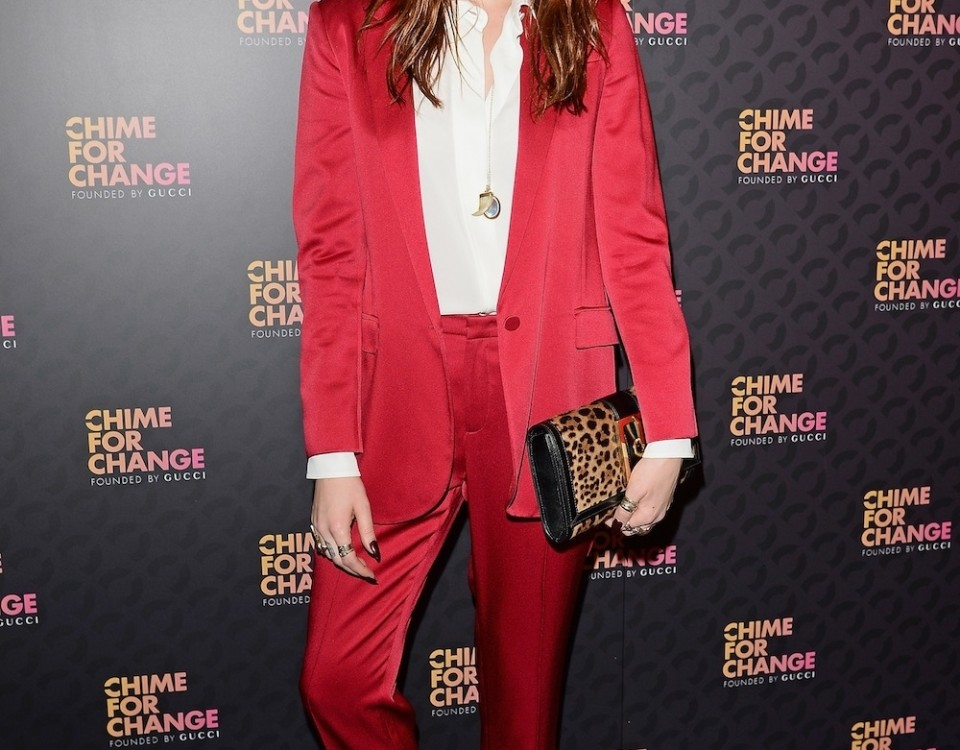 "Florence Welch At The ""Chime For Change: The Sound Of Change Live"" Concert"