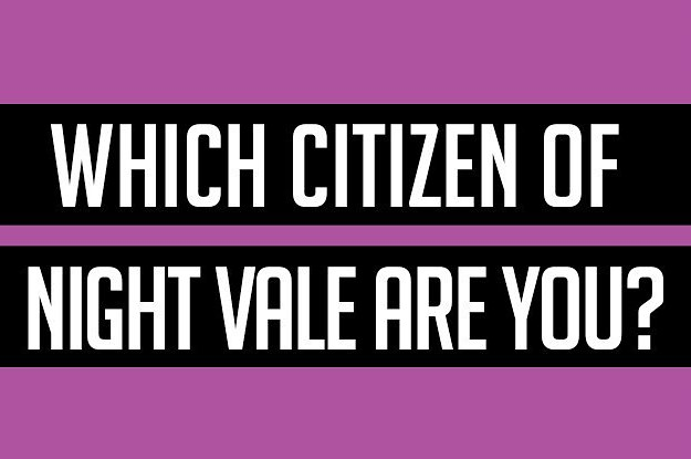 Which Citizen Of Night Vale Are You?