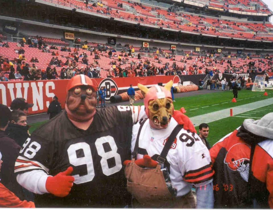 Die-Hard Cleveland Browns Fan Makes The Most Cleveland Last Request