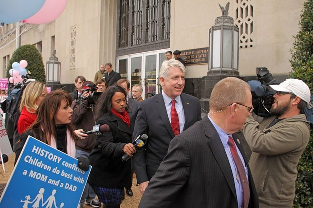 Virginia Attorney General Walks Thin Line On Stopping Same-Sex Marriages This Week