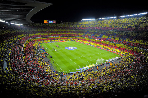 21 Soccer Stadiums You Should Watch A Game In Before You Die