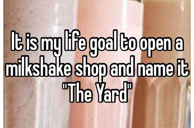 27 Hilariously Underwhelming Guilty Secrets