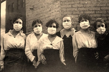 The Long Gross History Of The Modern Flu Pandemic