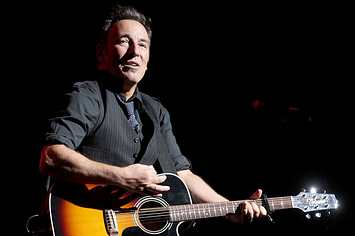 The Year In Springsteen