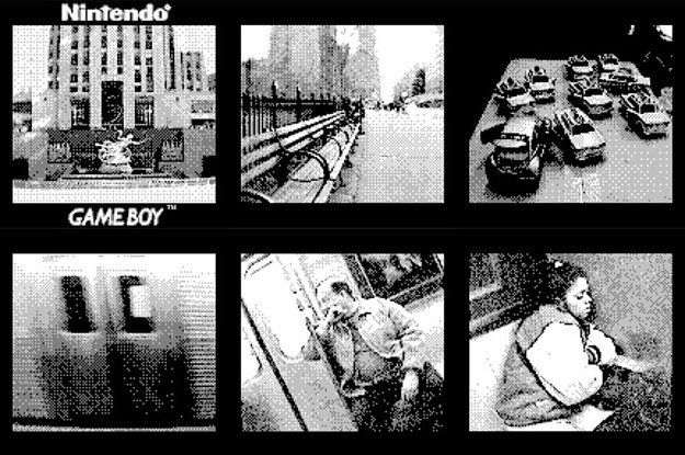9 Pictures Of New York In 2000, As Seen By A Game Boy