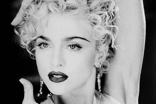 "Forever In ""Vogue"": 16 Celebrities Immortalized By Madonna (And Others)"