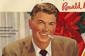 Ronald Reagan's Idea Of A Christmas Gift Tops The Holiday Links