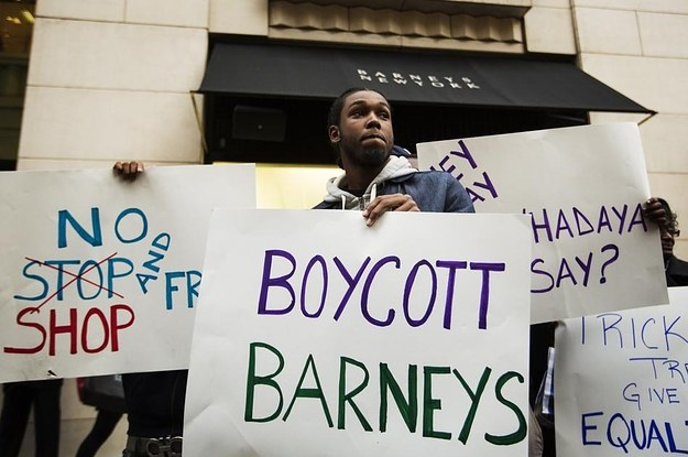 Barneys Agrees To Pay $525,000 To Settle Racial Profiling Claims