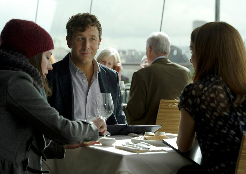 First look at Chris O'Dowd in 'Thor: The Dark World'