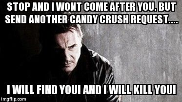 I Will Find You And Kill You
