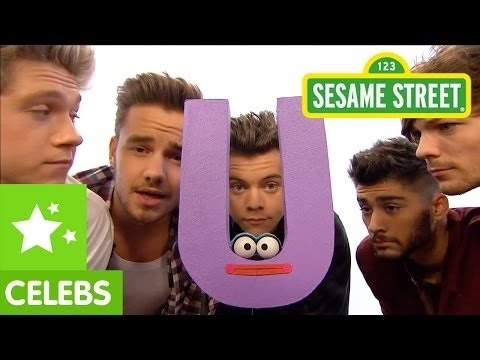 "One Direction Will Make You Want To Watch ""Sesame Street"" Again"