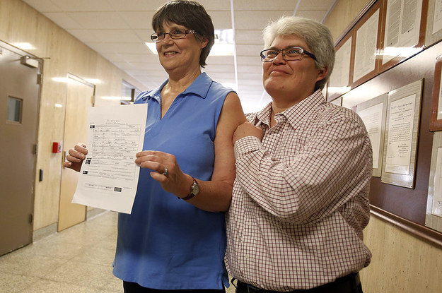 Alabama Supreme Court Orders Temporary Stop To New Same-Sex Marriage Licenses