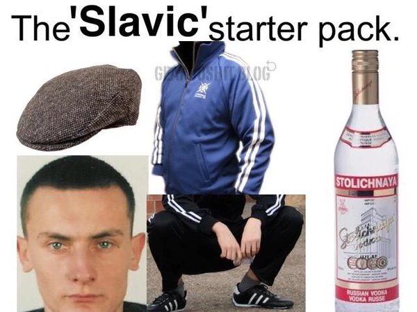 So you want to be Slav?