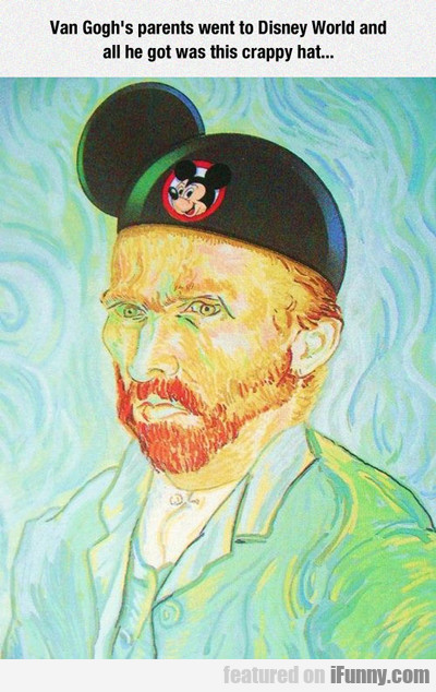 Van Gogh's Parents Went...