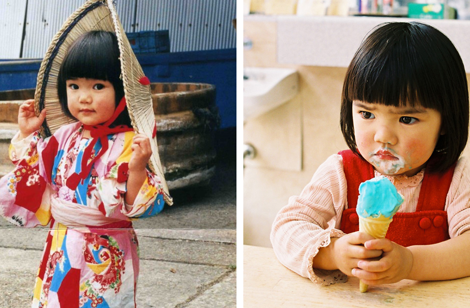 The Cutest 4-Year-Old In Japan And Her Adorable Adventures
