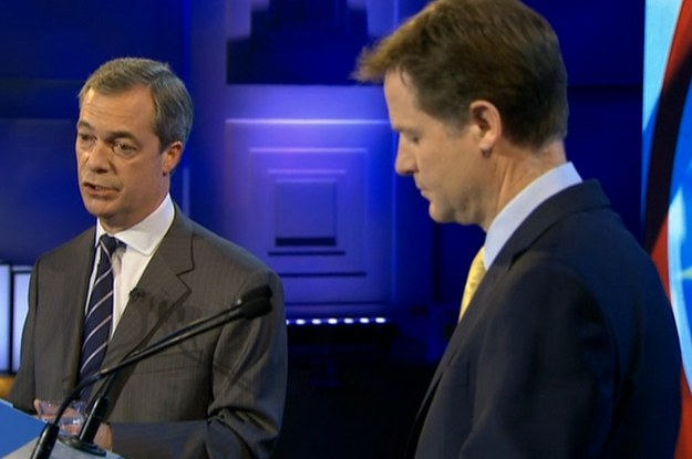 9 Claims From The Farage Vs. Clegg EU Debate, Fact-Checked