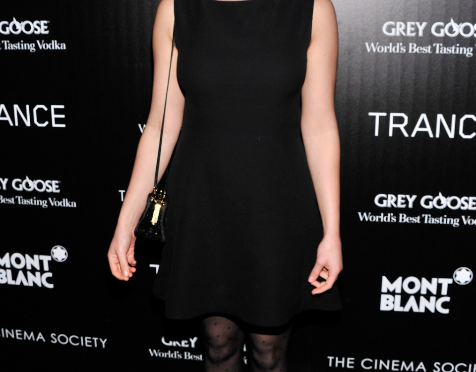 "Gemma Arterton At The ""Trance"" Premiere"