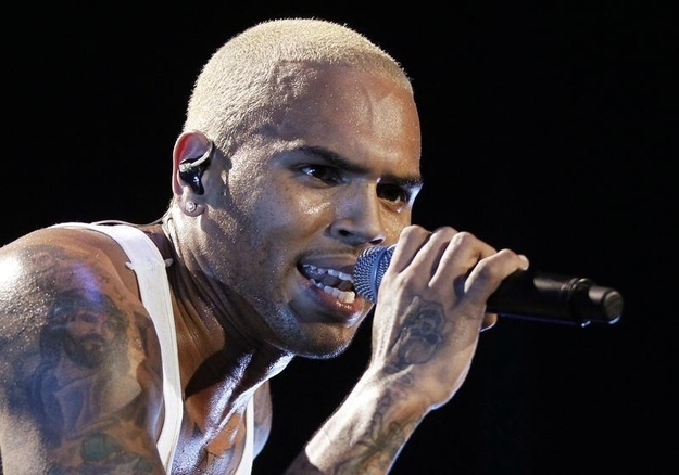 Chris Brown Arrested After Hotel Brawl