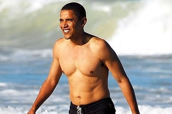 2012 Undressed: All Of The Presidential Candidates Shirtless
