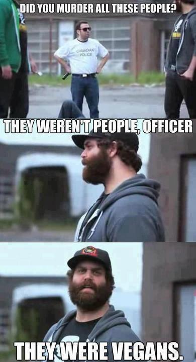 They weren't people officer