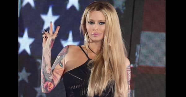 Ouch! Jenna Jameson knows how sick Kathy Griffin can REALLY 'shock people'