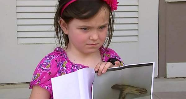 School suspends 5-year-old girl for turning a stick into a gun on the playground