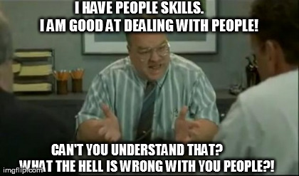 How I feel working in Retail Customer Service during the Holidays.