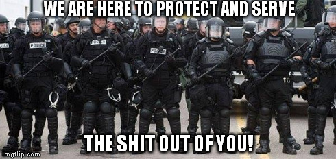 Protect and Serve