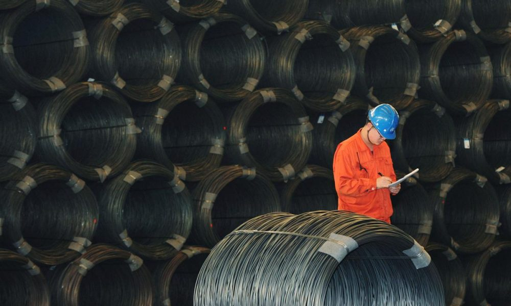 China's Oct PPI falls 1.6% y/y, CPI rises to near eight-year high