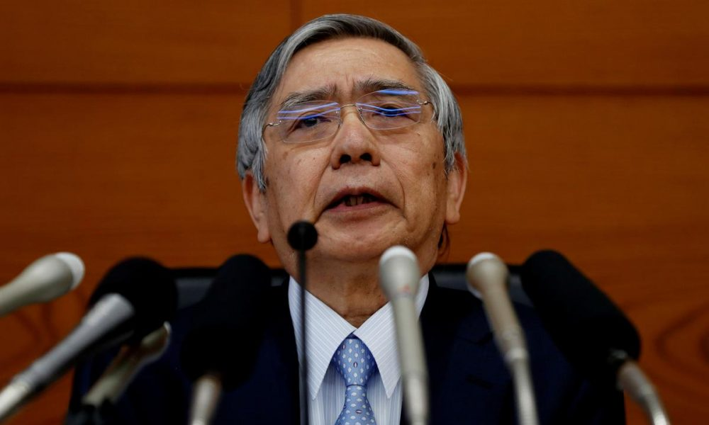 BOJ debated whether to boost stimulus if inflation momentum stalls – October summary