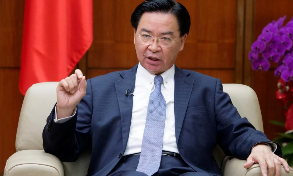 China says Taiwan scaremongering with attack talk