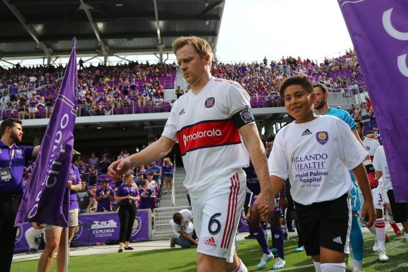 Chicago Fire trade McCarty to expansion Nashville
