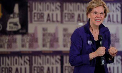 Warren lashes out at Goldman over Apple Card bias claims – Bloomberg