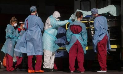 UK reports 2,621 new cases of COVID-19 – Reuters