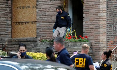 New York man arrested after apartment fire; explosive materials found – Reuters
