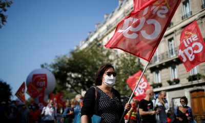 Burned out and abused: French COVID-19 testers strike over work conditions – Reuters India