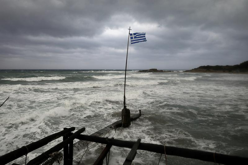 Two dead as rare storm hits central Greece – Reuters