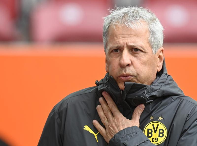 Difficult to accept defeat at Augsburg says Dortmund's Favre – Reuters India