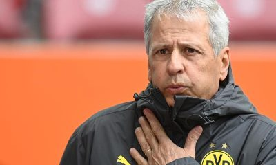 Difficult to accept defeat at Augsburg says Dortmund's Favre – Reuters UK