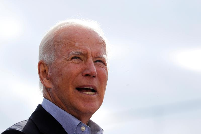Biden says Trump 'will step down' if he loses election – Reuters India