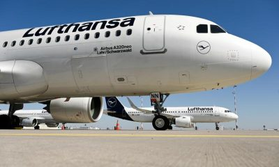 Exclusive: Airbus holds jet output stable in face of crisis warnings – sources – Reuters UK