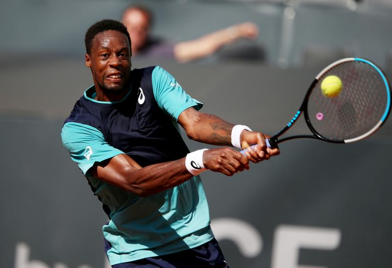 Monfils to struggle with fewer fans at French Open – Reuters UK